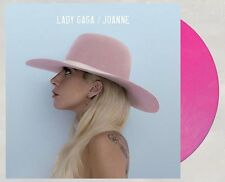 LADY GAGA Joanne VINYL Record PINK COLORED 2xLP Limited Edition /2000 BRAND NEW