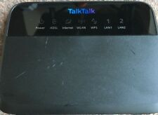 TalkTalk Wireless Router - Huawei HG523a