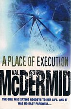 A Place Of Execution by McDermid Val - Book - Paperback