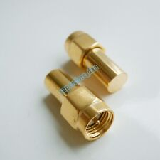 1Pcs SMA male plug RF Coax Terminator Load 2W DC up to 3GHz 50ohm adapter