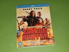 Zombie Hunter (Blu-ray, 2013) Danny Trejo