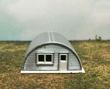QUONSET EASY Building Kit  N Scale 1:160  Military or Farm or Shed or Work Shop