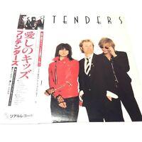The Pretenders 'Pretenders' 1980 Japan Vinyl LP EX+/EX Superb Clean Copy w. Obi