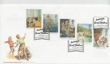 GB 1997 Post Office First Day Cover Enid Blyton  Beaconsfield  Cancel  Unaddress