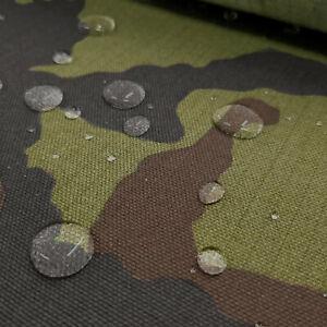 Aramid France Camouflage - Imprimé de camouflage Ripstop avec UPF 50+ - au mètre