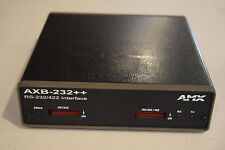 Amx Axb-232+ Rs-232/422 Interface