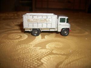 Vintage Matchbox Superfast Lesney Mercedes Scaffolding Truck Collector No. 11
