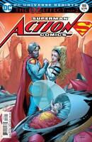 ACTION COMICS #988 BRADSHAW COVER OZ EFFECT PART TWO DC REBIRTH COMICS SUPERMAN