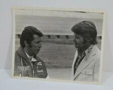 Vintage Mario Andretti Photo 8 X 10