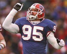 Bryce Paup--Buffalo Bills--8x10 Glossy Color Photo