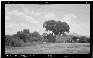 Mexican House,Tubac,Santa Cruz County,Arizona,AZ,HABS,Building Survey 9129