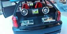 JADA 1/24 SCALE SET OF 8 ACCESSORIES FOR UPGRADING HONDA CIVIC TYPE R SEE PICS.