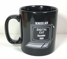 United Telephone System Of Rensselear Indiana 1988 Digital Cut Coffee Mug