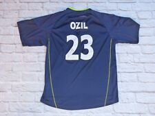 Maillot signé REAL MADRID CF signed MESUT OZIL ultras foot