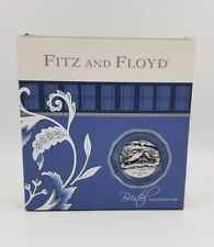 "Fitz and Floyd 2016 Bristol Merry Christmas 8 1/2"" Collector's Plate Nib"