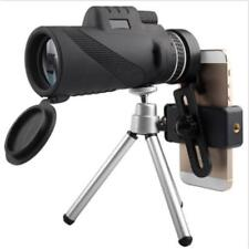 2018 WATERPROOF HIGH DEFINITION 40X60 MONOCULAR TELESCOPE-BAK4 PRISM FOR WIL