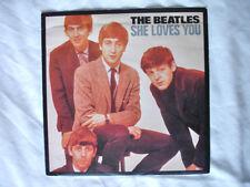 "THE BEATLES She Loves You 7"" VINYL SINGLE reissue Picture Sleeve *WORLD SHIP"