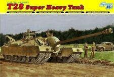 Dragon Model kit 1/35 WWII T28 Super Heavy Tank [New Tooling]