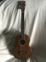 50's ERA VEGA ARTHUR GODFREY BARITONE UKE UKULELE made in Boston!