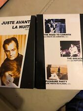 Claude Chabrol The Collection 4 Discs & Collection Vol 2 ..6 Discs