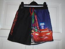 Black DISNEY CARS LIGHTNING MCQUEEN shorts, GEORGE, 5-6 years