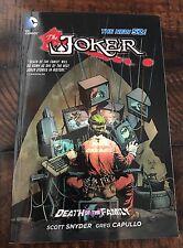 Joker Death Of The Family TP