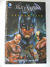 - Batman Arkham City 3-DC Comics. por 1