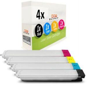 4x Toner For Samsung Multixpress C-9301-NA C-9301-N C-9201-NA