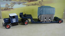 Lledo Trackside DG112007 1:76 Scale Scammell Low Loader Diecast – Fisher Renwick