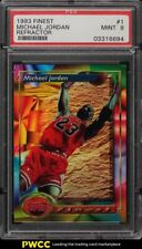 1993 Finest Refractor Michael Jordan #1 PSA 9 MINT