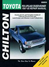 Revistas, manuales y catálogos de motor Land Cruiser Toyota