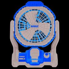 DEWALT 20V MAX Cordless/Corded Jobsite Fan DCE511B New