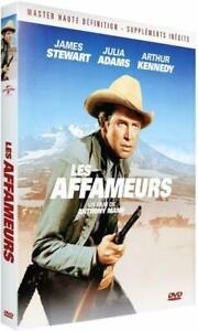 DVD - LES AFFAMEURS / MANN, STEWART, ADAMS, KENNEDY, UNIVERSAL, NEUF