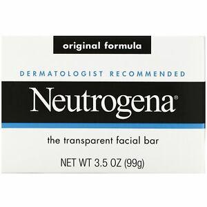 Neutrogena, Facial Cleansing Bar (99 g) Soap