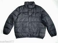 Levi's Men's Nylon Classic Puffer Jacket Black XXL New $180