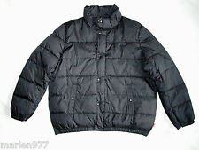 Levi's Men's Nylon Classic Puffer Jacket Black XXL New $180