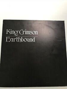 King Crimson - Earthbound - Vinile - 33giri - LP