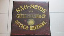 Antiker Nähseidenschrank,Gütermann Schubladenschrank,Apothekerkommode,Selten