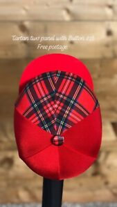 Horse riding hat Cover silk