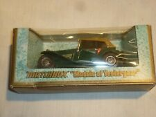 A Matchbox models of yesteryear Y-8, 1945 MG TC. boxed