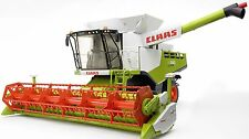 Bruder Toys Claas Lexion 780 Terra Trac Combine Harvester 02119 NEW