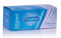 Preservativi Stimolanti Pasante Ribbed Passion Profilattici con Rilievi