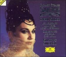 Richard Strauss: Salome CD 1991 2 Discs Factory Sealed