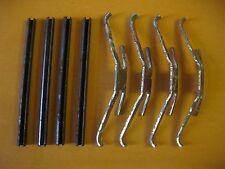 VAUXHALL CAVALIER(75-91)OPEL MANTA(78-82)FRONT BRAKE PAD PIN KIT(80mm long pins)