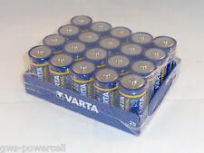 20 x Varta Industrial Baby C MN 1400 LR14 1,5V 4014 Alkaline Taschenlampe