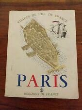 Visages De L'Île-de-France Paris 1948
