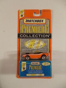 Matchbox 1/64 Premiere Classic Muscle Collection Dodge Challenger