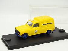 Verem 1/43 - Renault 4 4L F6 Michelin