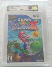 Super Mario Galaxy 2 (Nintendo Wii) NEW FACTORY SEALED VGA 95 VGA GOLD