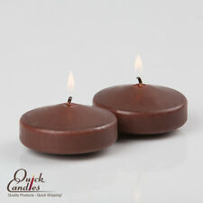 """Richland Floating Candles Brown 3"""" Set of 96 Wedding Decor & Centerpiece"""